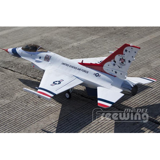 Freewing F-16C Thunderbirds EPO 1023mm Deluxe Edition PNP