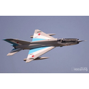 Freewing MiG-21 EPO 800mm Deluxe Edition blau PNP